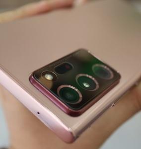 Dán camera Galaxy Note 20 Ultra - hạn chế ám xanh khi mở flash (1 miếng)